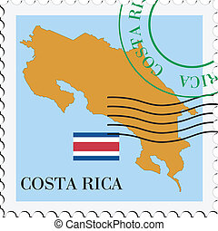 mail to/from Costa Rica