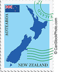 mail to/from New Zealand