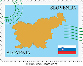 mail tofrom Slovenia