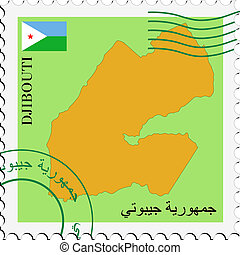 mail tofrom Djibouti