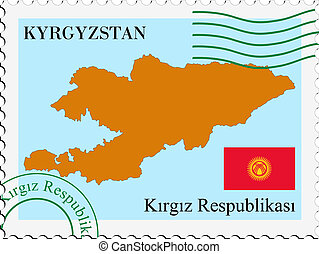 mail to/from Kyrgyzstan