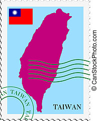 mail tofrom Taiwan