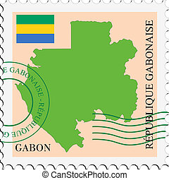 mail to/from Gabon