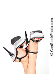 high heeled shoes - High heeled shoes
