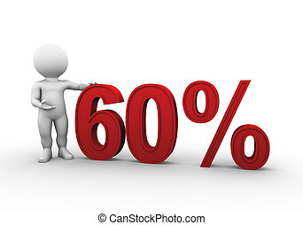 percent 60 - Bobby Series - Bobby is presenting a discount...