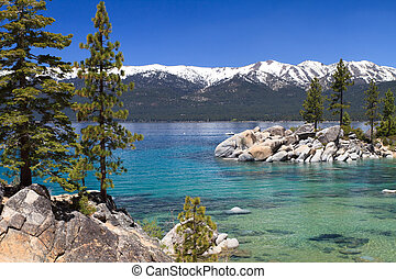 Lake Tahoe - Sand Harbor, Lake Tahoe