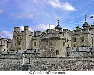 塔, 倫敦, 城堡