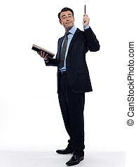 man professseur teaching - man teacher professor historian...