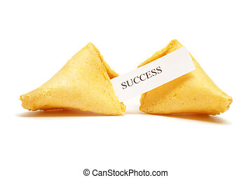 Fortune Cookie of Success