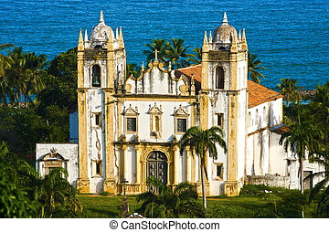 Santo Antonio do Carmo church olinda - Santo Antonio do...