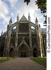 Westminster Abbey North Entrance - The North Entrance of...