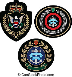 badge adventure set