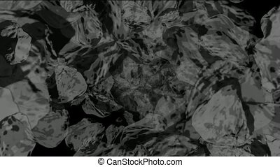 Meteorite tumbling and 3d stone - Meteorite tumbling and 3d...