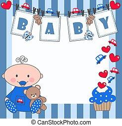 neonato, bambino, Ragazzo
