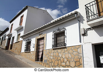 Spain - Antequera - Antequera in Andalusia region of Spain...