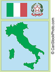 national attributes of Italy