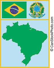national attributes of Brazil
