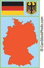national attributes of Germany