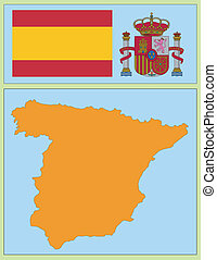 national attributes of Spain