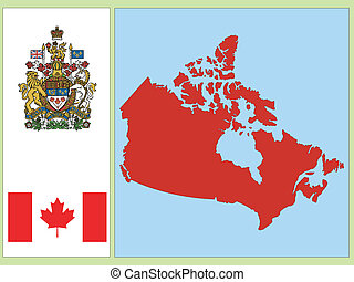 national attributes of Canada