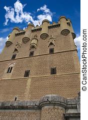 torre,  donjon