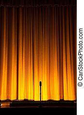 etapa, cortina