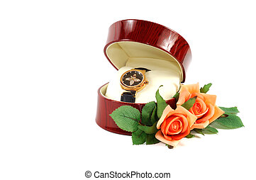 Female wrist watch for gift