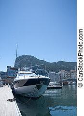 Ocean Village Gibraltar - The Ocean Village Marina in...