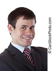 Portrait of a modern young entrepreneur