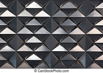 Textured, triangulo