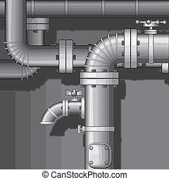Pipe Background
