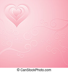 Pink background  - Smooth pink background