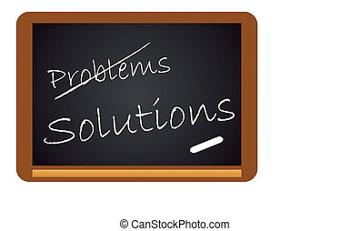 Calkboard Problems/Solutions isolated