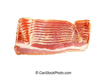 sliced ??bacon