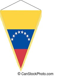 national flag of Venezuela