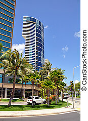 Beach front condos. Honolulu - Luxury Beach front condos in...