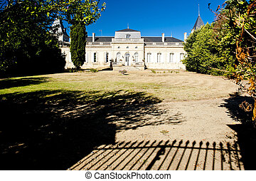 Chateau Tronquoy Lalande, Saint-Estephe, Bordeaux Region, France