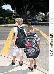 Crosswalk, segurança