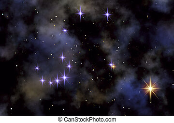 The Northern Crown - This image shows the constellation from...