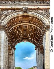 Triumph arch - Paris