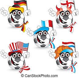 Soccer Smileys