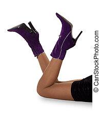 slender legs of women
