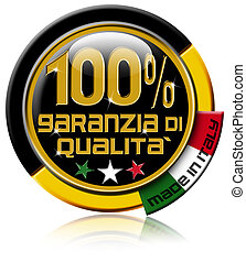 Garanzia di qualit? made in Italy