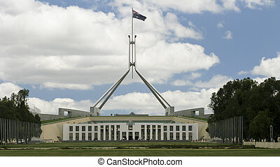 australian parliament - Australian Parliament Building for...