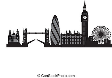 skylione london capital - london skyline