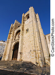 Cathedral of Lisbon, Portugal