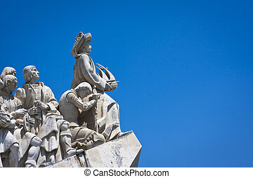 Discoveries - Monument to the Discoveries, Portuguese...