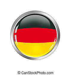 Germany button for design