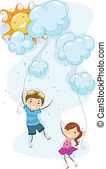 Cloud Kites