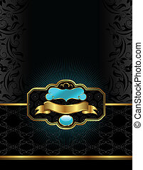 golden luxury background - Illustration golden luxury...